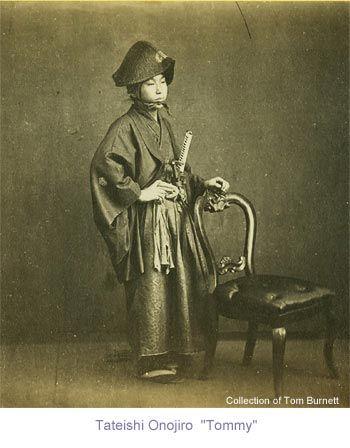 万延元年遣米使節団のニューヨーク訪問150周年記念:フォトギャラリー。米女性に大人気の立石斧次郎(トミー)