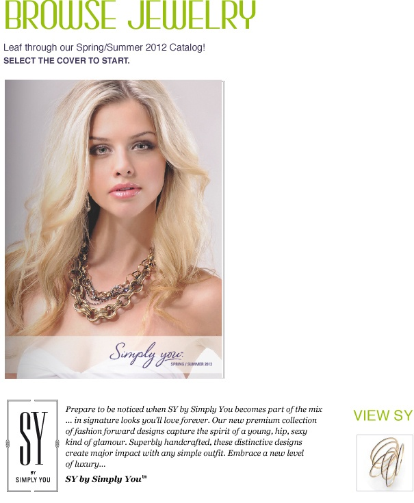 Direct Jewelry Sales, Home Jewelry Sales – Simply You: Style Boards, It Work