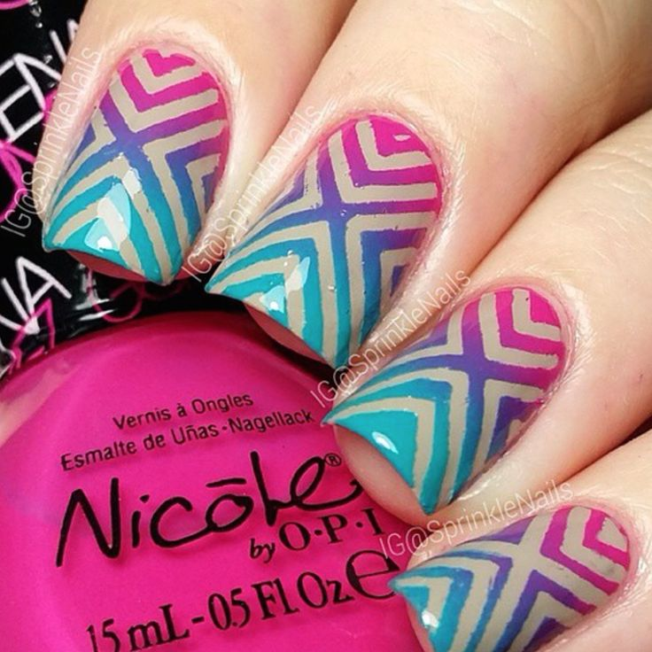 13 best cool nail art images on pinterest belle nails christmas create a modern x pattern nail design with these right angle nail stencils right angle nail stickers make diy nail art easy 15 right angle nail vinyls in prinsesfo Image collections