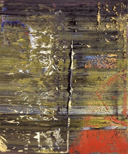 Gerhard Richter Is A Famous Painter Of Expensive Paintings