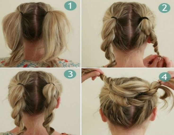 Bun Hairstyles for Your Wedding Day with Detailed Steps ...