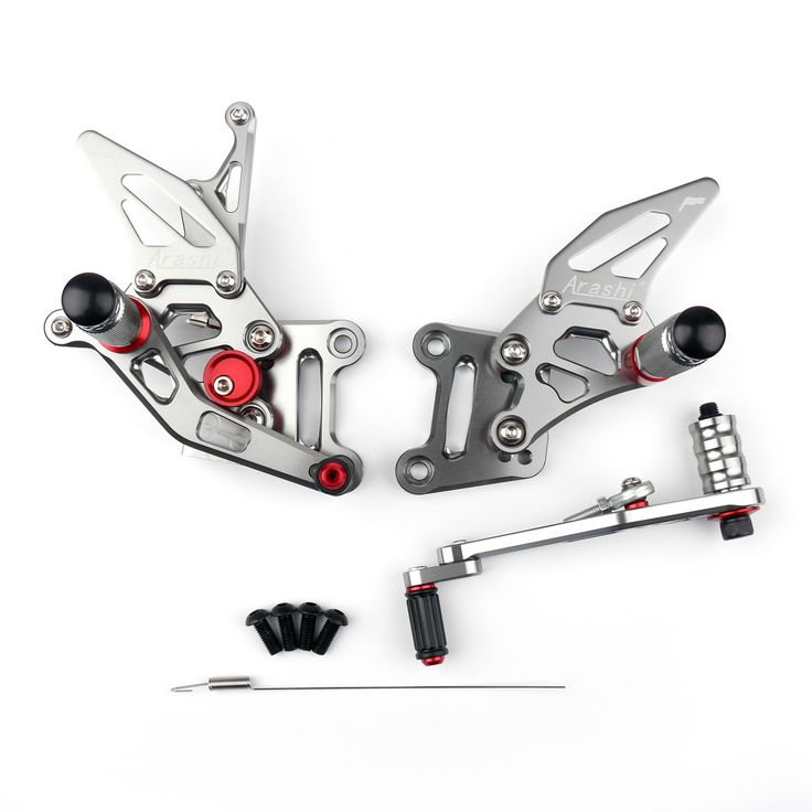 Mad Hornets - Rearsets Foot pegs Footrest For Suzuki GSXR1000 GSXR 1000 (2017) Gray, $141.99 (http://www.madhornets.com/rearsets-foot-pegs-footrest-for-suzuki-gsxr1000-gsxr-1000-2017-gray/)