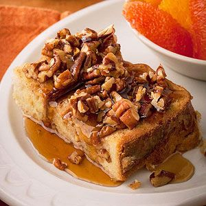Nuts About French Toast - MidwestLiving.com