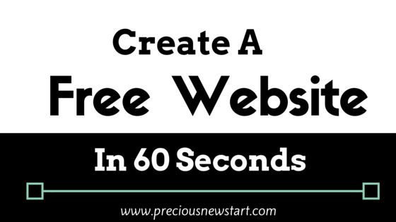 In this post, I want to show you how to create a free website online using the SiteRubix Website Builder. This is one of my favourite website builders online, and if you've decided to go for a free website, then this is an option I would definitely recommend.It's easy to set up, andcan take as little as 60 seconds. So let's go straight into the step-by-step process! If you prefer video walkthroughs, scroll down to see this step by step process in action, or click here.  . How To Create…