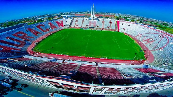 Estadio Tomas A Ducó. Club Atlético Huracán. Bs As Argentina.