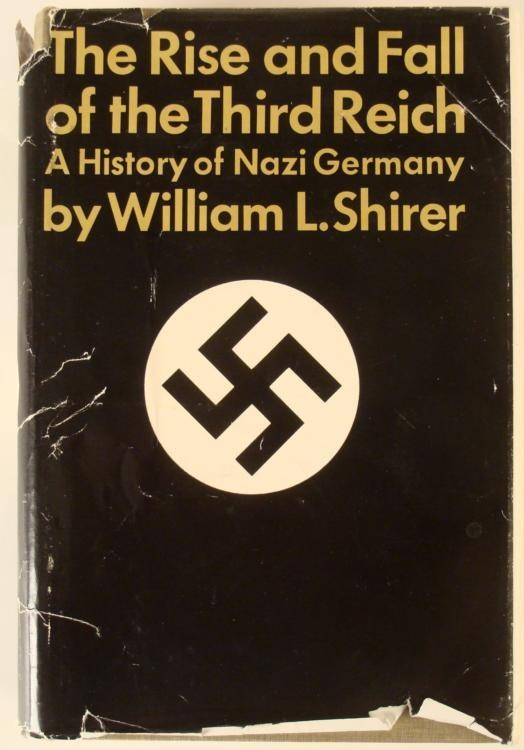 the rise and fall of nazi germany pdf