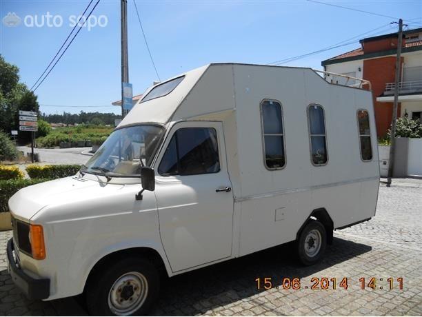 Ford transit 1980 3000 Euros