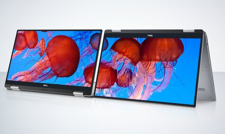 """Dell announces new XPS 13 convertible with """"InfinityEdge"""" Display"""