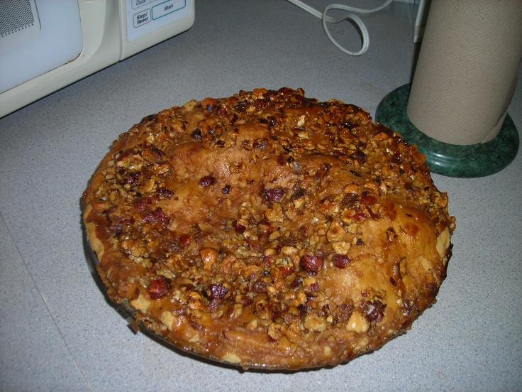 Apple Pecan Caramel Pie | Food Glorious Food | Pinterest