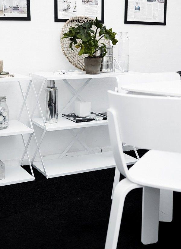 Lift shelves and Bento chair at Fantastic Frank - emmas designblogg