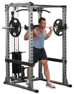 Body Solid Pro Power Rack GPR378 Best Review