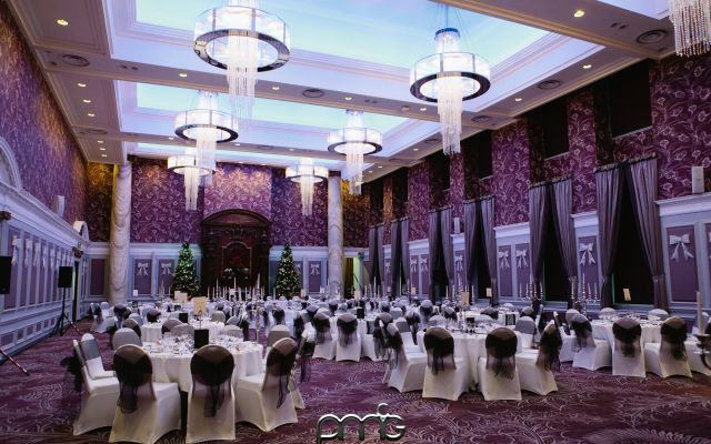 Luxury Scottish Wedding venues: The Grand Central Hotel