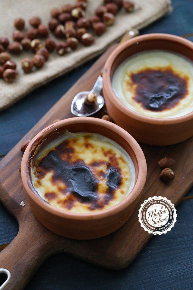 Fırında Sütlaç Tarifi | Mutfak Sırları