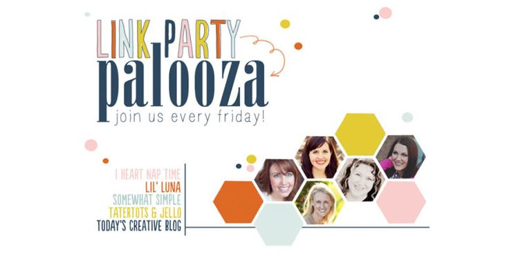 Link Party Palooza I Heart Nap Time | I Heart Nap Time - Easy recipes, DIY crafts, Homemaking