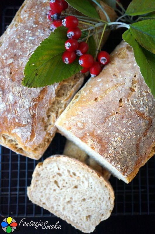 Chleb pszenno-żytni na zakwasie z dodatkiem ziemniaków http://fantazjesmaku.weebly.com/blog-kulinarny/chleb-pszenno-zytni-na-zakwasie-z-dodatkiem-ziemniakow