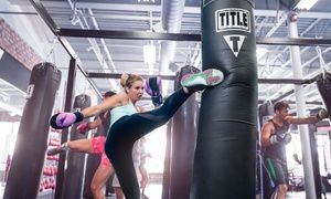 Groupon - Three or Six Fitness Classes at TITLE Boxing Club (Up to 61% Off) in Craven. Groupon deal price: $24