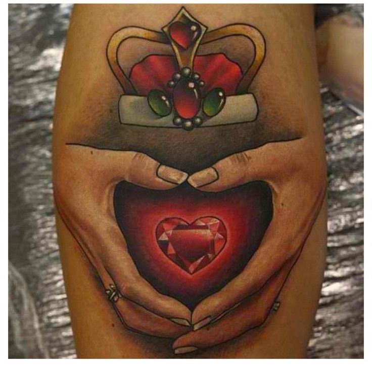 15 best images about john anderton on pinterest wolves for Claddagh ring tattoo