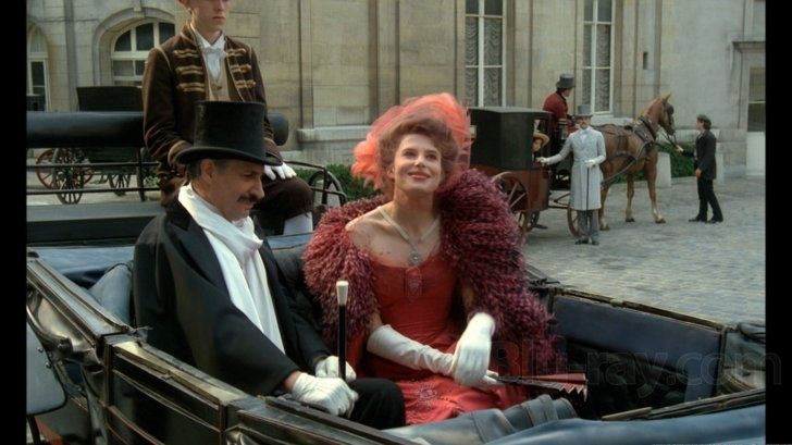 fanny ardant swann in love | Fanny Ardant as the Duchesse de Guermantes in 'Un Amour de Swann' 1984