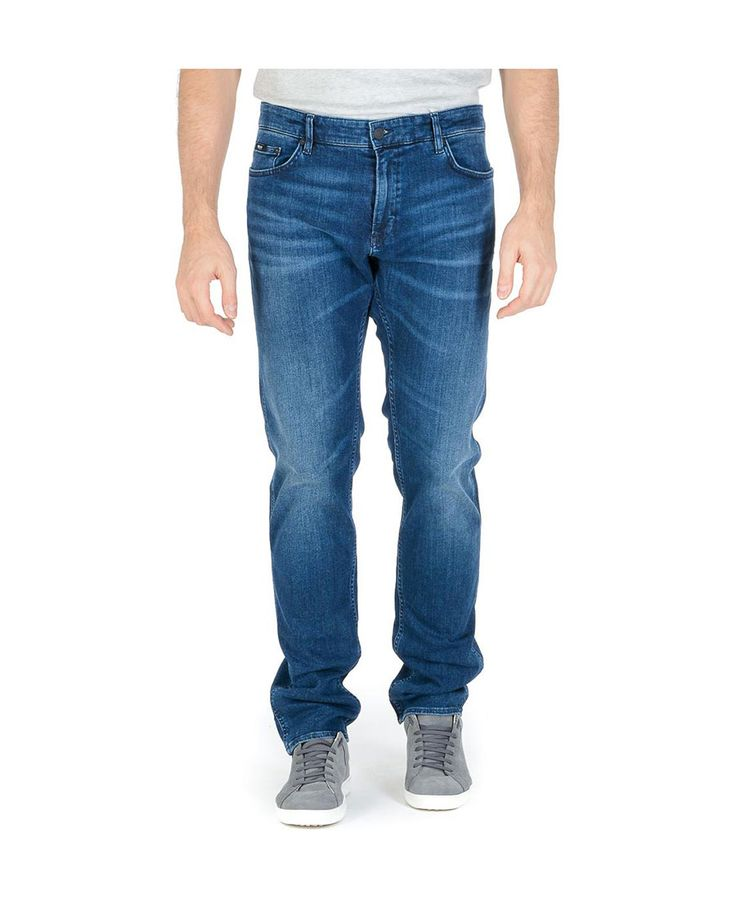 Jeans uomo delaware HUGO BOSS 13106 Blu - titalola.com