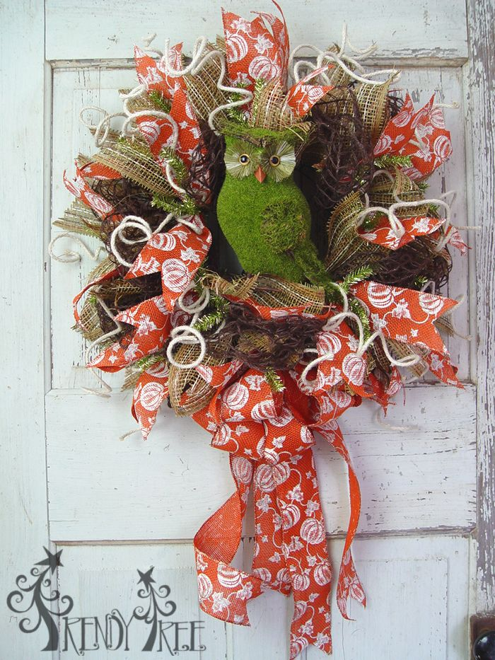 17 Best Images About Wreath Making Videos On Pinterest