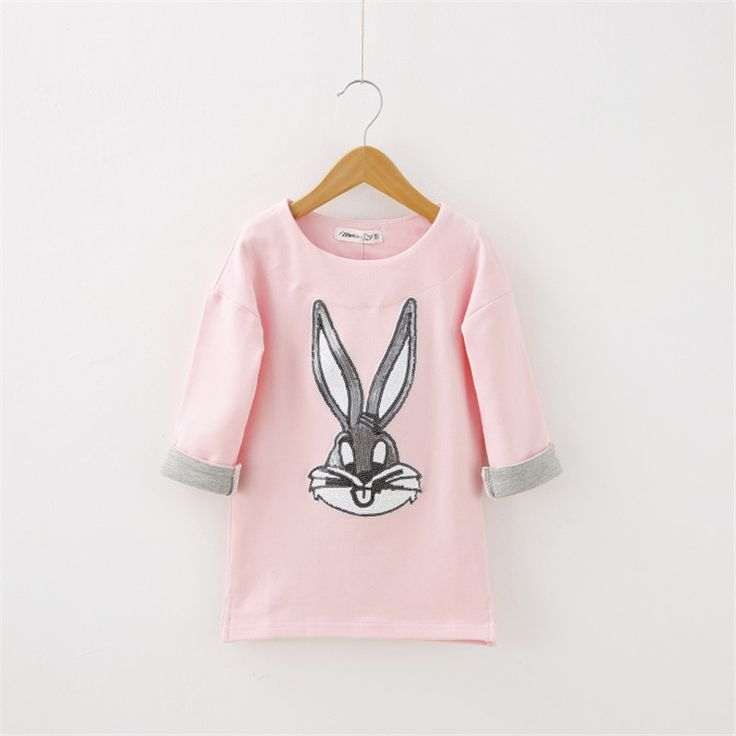 Check out the site: www.nadmart.com   http://www.nadmart.com/products/2016-new-childrens-clothing-female-child-sweatshirt-o-neck-medium-long-child-outerwear-pullover-pink-paillette-rabbit-head/   Price: $US $19.90 & FREE Shipping Worldwide!   #onlineshopping #nadmartonline #shopnow #shoponline #buynow