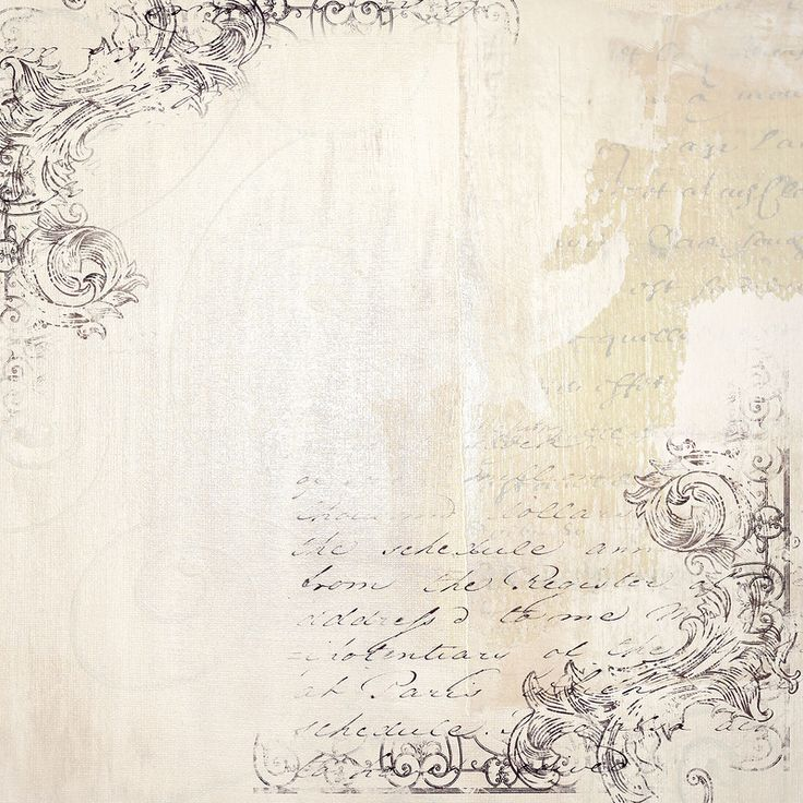 Black on white grey background, script, flourishes