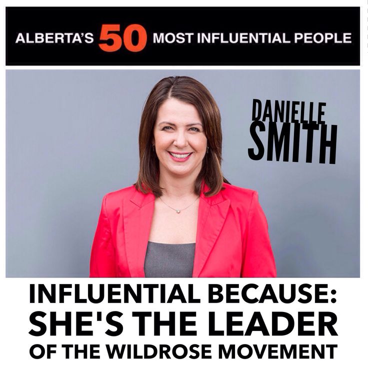 For the third year in a row Wildrose Leader Danielle Smith has made Alberta Venture's Most Influential list. Danielle is a leader who is poised to become Alberta's next elected Premier and clean up the culture of entitlement that the PCs have created within the government.  Read more at http://wildro.se/21y   #ableg   #abpoli   #wrp   #Alberta