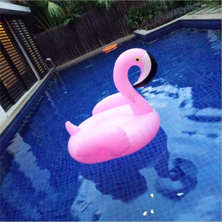 Die besten 25+ Flamingo luftmatratze Ideen auf Pinterest große - pool garten aufblasbar