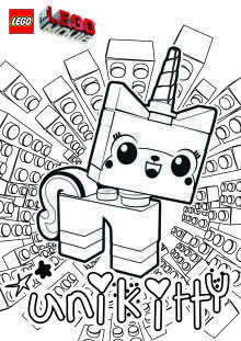 lego movie coloring pages - Free Lego Coloring Pages