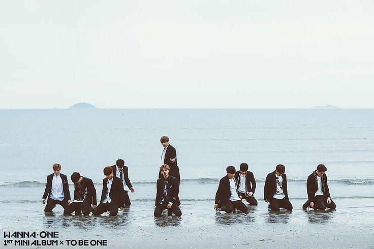 Wanna One | Burn it Up BTS Photos