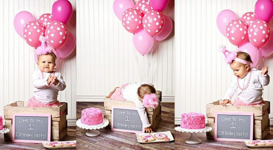 A Pre-Party Photo Shoot: In order to create the party invitation, Emmalyn had a special shoot with Momentology Photography.