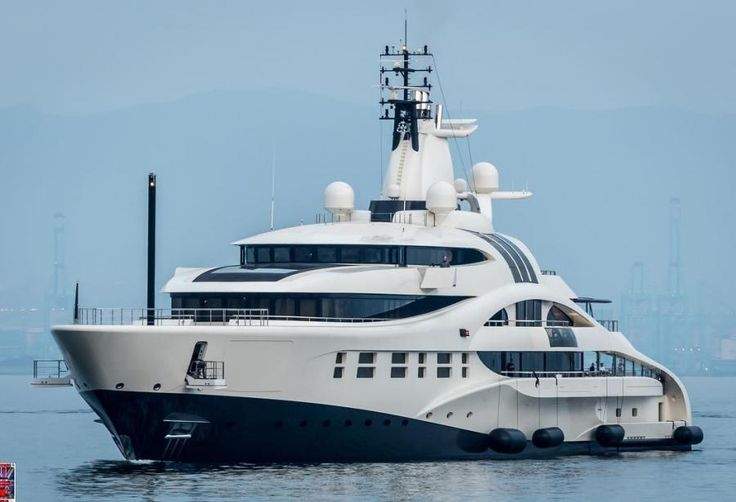 Blohm + Voss superyacht Palladium has been recently spotted in Gibraltar.With an…