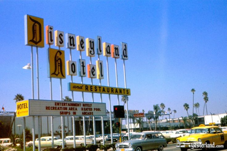 disneyland 1960 - Google Search