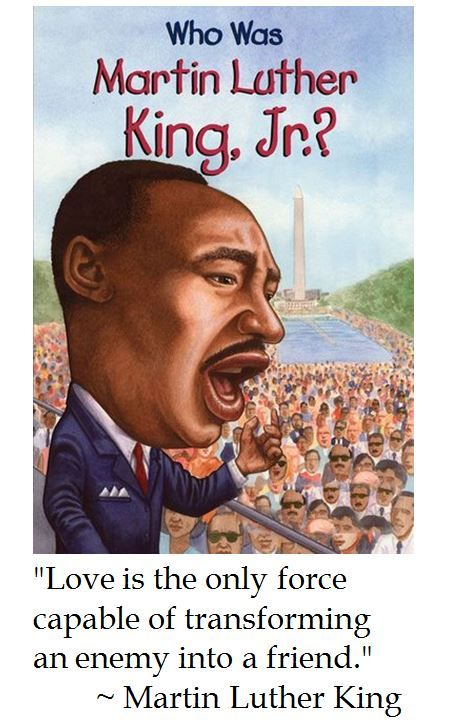 Martin Luther King, Jr. on Love