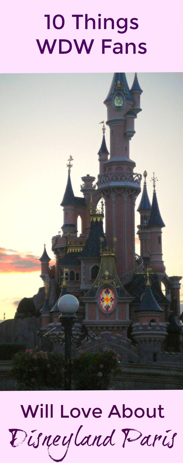 10 Things Walt Disney World Fans Will Love About Disneyland Paris | Post 50 RX