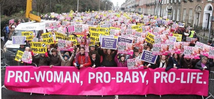 To those participating in the March For Life: