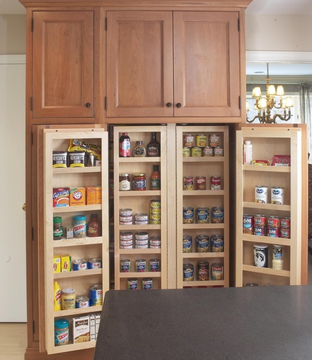Kitchen Cabinets Pull Out Pantry: 1000+ Images About Pantry On Pinterest