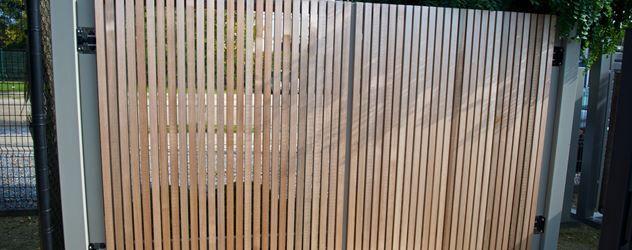 7 best Portail Coulissant Moderne images on Pinterest Automatic - motorisation portail battant ouverture exterieure