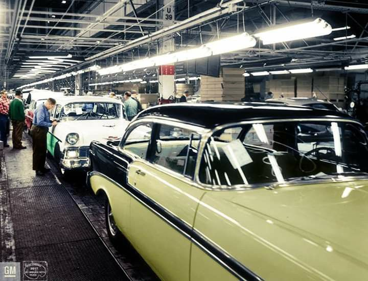 Pin By Lauren Byers On Assembly Line Assembly Line Chevrolet