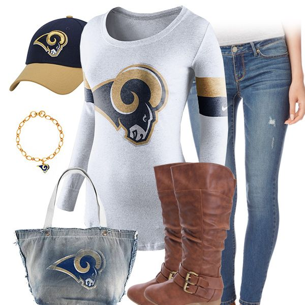 St. Louis Rams Outfit