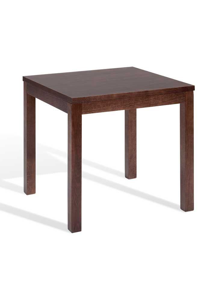 Mesa de madera con pata recta en varias medidas y acabados a elegir. #mesas #mesadiseño #diseño #mesasmadera #mesamaderabarata #puntogar