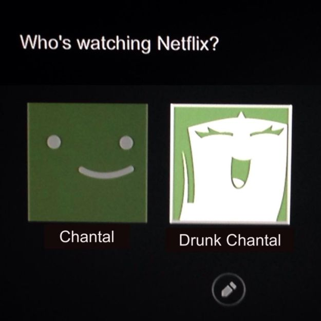 This Netflix user who will no longer have to deal with the consequences of their drunken streaming habits.