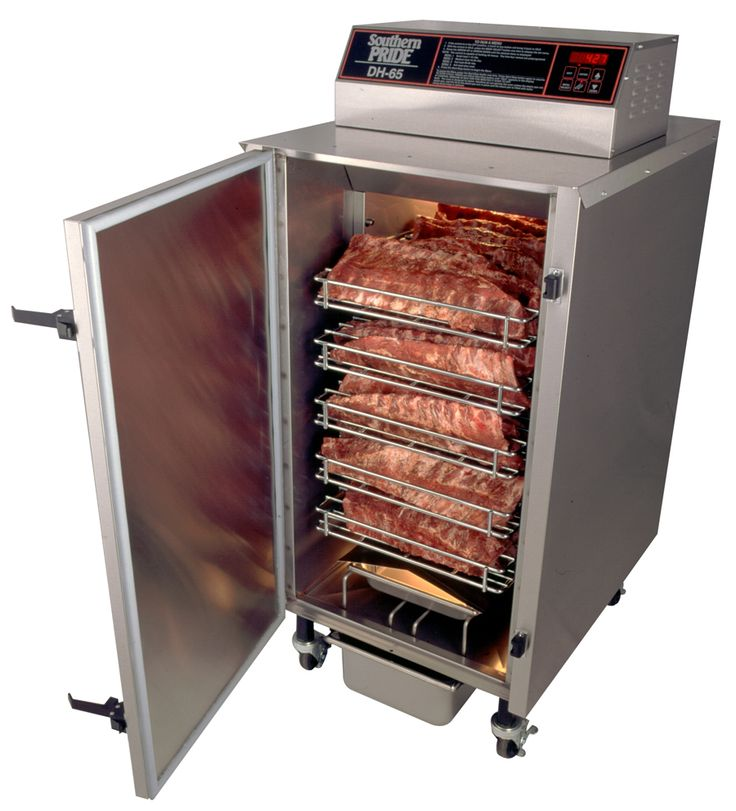 DH-65 \ Electric \ Commercial Smokers | Southern Pride | Woodburning BBQ Pits & Smokers