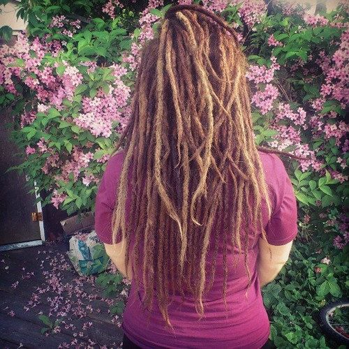 10 best human hair dreadlock extensions images on pinterest dreadlock extensions 22 human hair custom order pmusecretfo Images
