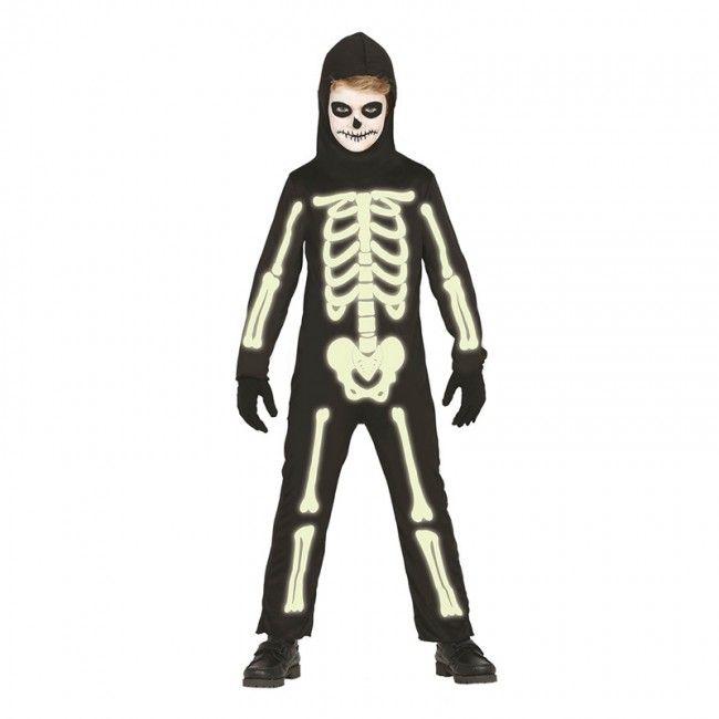 Déguisement Squelette Glow in the Dark garçon #costumespetitsenfants #nouveauté2017