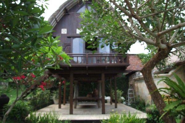 Traditional Home Villa Jimbaran Beach Bali lumbung