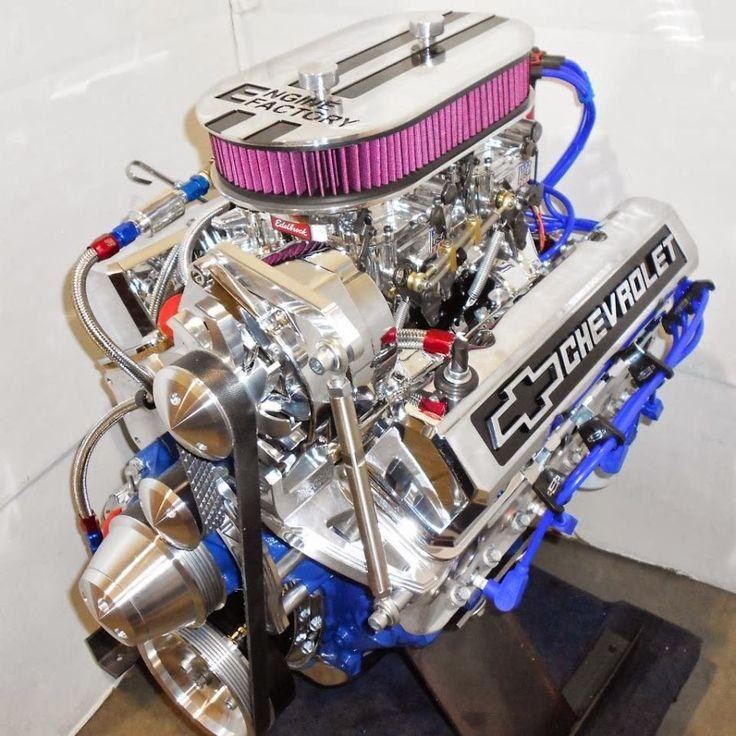 Chevy Engine Videos