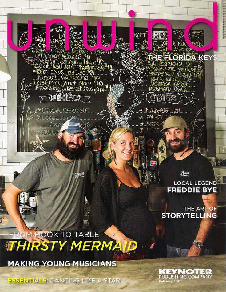 """""""The Thirsty Mermaid"""" Restaurant, same owners as Little Pearl."""
