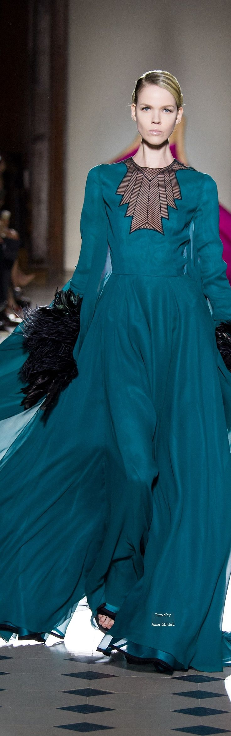 Julien Fournié Haute Couture Fall Winter 2014-15 collection