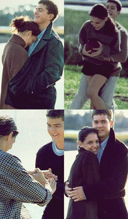 When Joey and Pacey were in Dawson Creek and the JCrew catalog! If only she had stayed away from Tom.